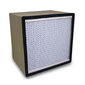 Plated Hepa Filter